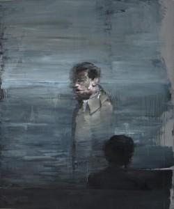 The Sea, 2011, oil on linen, 190x160 cm