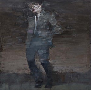 Untitled, 2011, oil on canvas, 120x120 cm