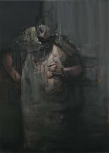 Xenos, 2013-14, oil on linen, 135x95 cm