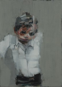 Untitled, 2010, oil on linen, 110x80 cm