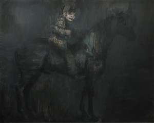 Untitled, 2010, oil on linen, 200x250 cm