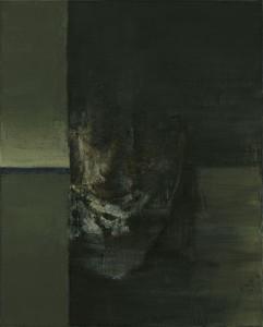 Portrait, 2013-15, oil on linen, 50x40 cm